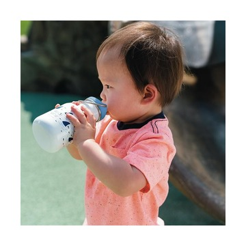 Бутылка Klean Kanteen Kid Classic Sippy, Sharks, 355 мл