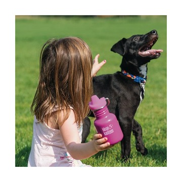 Бутылка Klean Kanteen Kid Classic Sippy, Bubble Gum, 355 мл