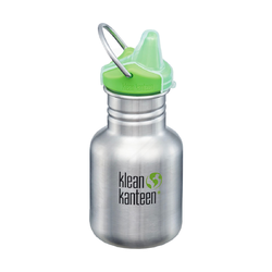 Бутылка Klean Kanteen Kid Classic Sippy, Brushed Stainless, 355 мл