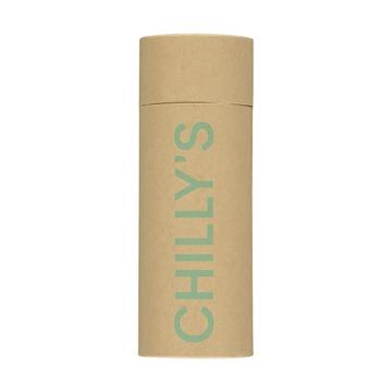 Термос Chilly's Bottles Pastel, 260 мл, Green