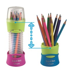 Карандаши цветные Maped Flex Box, 12шт