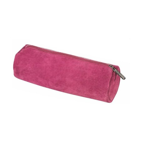 Пенал круглый Pink