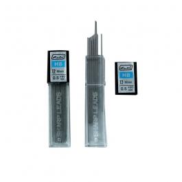 Грифели д/мех. карандаша HB, 0,5мм, 2х12 шт.