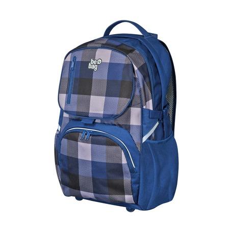 Рюкзак Be.Bag Cube Сheck Blue