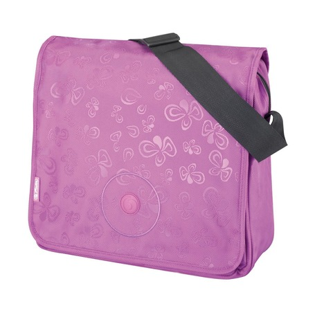 Сумка be.bag Flower Splash Purple