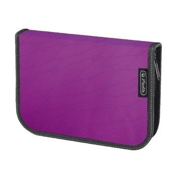 Пенал Wild Print Фиолетовый 19 предметов