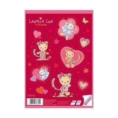 Альбом д/рисования Leonie Leo & friends, А4, 50л