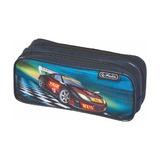 Пенал Super Racer  2 молнии