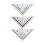 Треугольник Herlitz My.pen, 25см