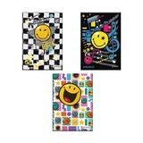 Книжка записная SmileyWorld, А5, 96л, клетка