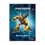 Папка с резинкой Transformers А3